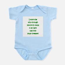 Funny Baby Shower Gift Idea Infant Bodysuit