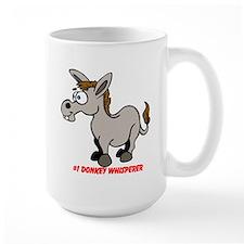 Donkey Whisperer Horse Lover Mug