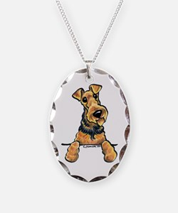 Airedale Terrier Lover Necklace