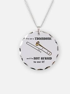 I've Got A Trombone Necklace