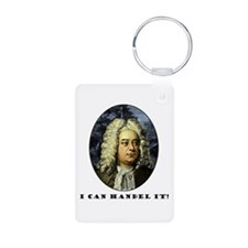I Can Handel It Keychains