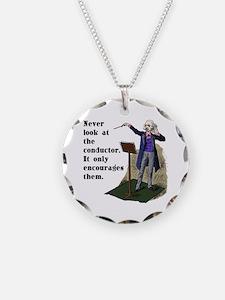Conductor Necklace