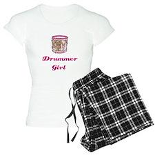Drummer Girl Pajamas
