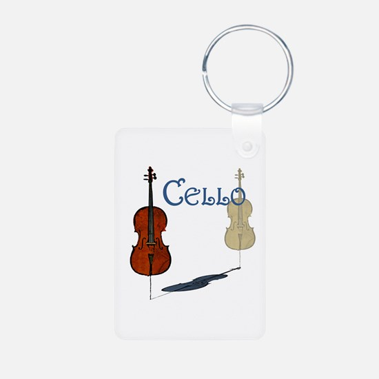 Cello Keychains