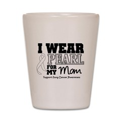 IWearPearl Mom Shot Glass