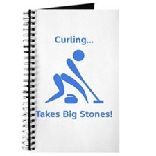 Curling Takes Big Stones! Journal