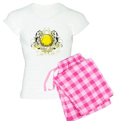 Softball Mom Women's Light Pajamas