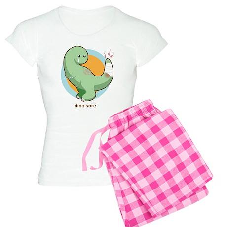 Dino Sore Women's Light Pajamas