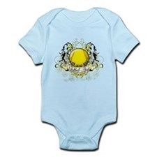 Softball Aunt Infant Bodysuit