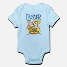 Passover Seder Infant Bodysuit