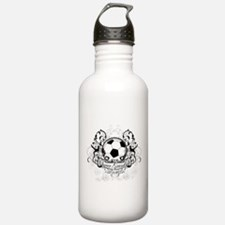 Soccer Grandma Water Bottle