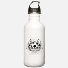 Soccer Aunt Water Bottle
