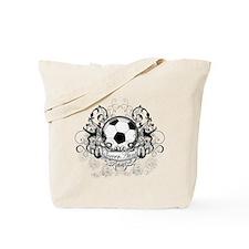 Soccer Aunt Tote Bag
