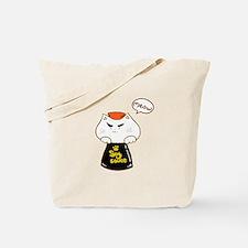 Soysauce meow Tote Bag