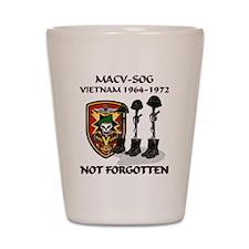 MACV-SOG Shot Glass