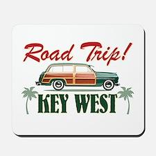 Road Trip! - Key West Mousepad