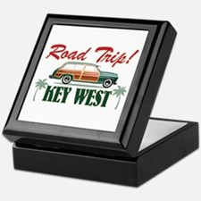 Road Trip! - Key West Keepsake Box