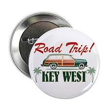 "Road Trip! - Key West 2.25"" Button"
