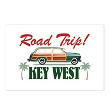 Road Trip! - Key West Postcards (Package of 8)