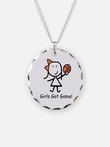 Girls Got Game Necklace