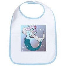 Anime Mermaid Bib