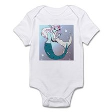 Anime Mermaid Infant Creeper