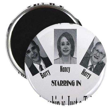 New Stooges: Post-Partisan Magnet