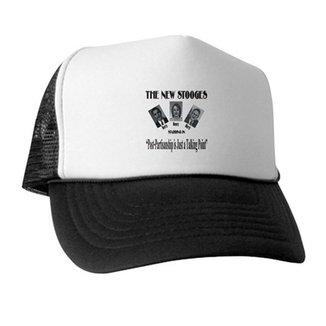 New Stooges: Post-Partisan Trucker Hat