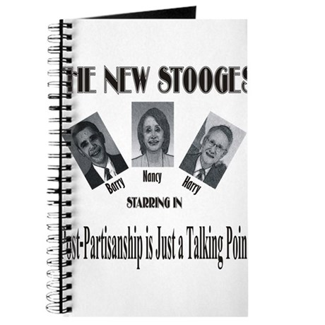 New Stooges: Post-Partisan Journal