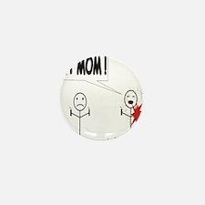 Get Mom! Firecracker Mini Button (10 pack)