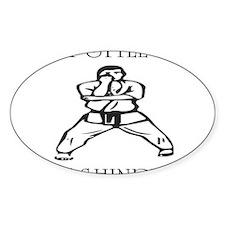 Cute Isshinryu karate Decal