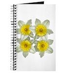 White daffodils Journal