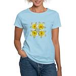White daffodils Women's Light T-Shirt