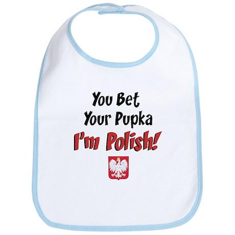 Bet Your Pupka Bib
