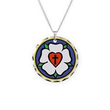 Luther Rose Necklace