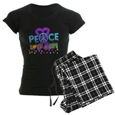 Cystic Fibrosis HopeLoveCure Pajamas