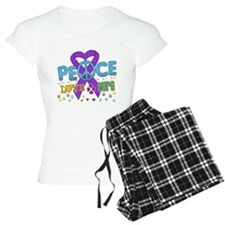 Cystic Fibrosis HopeLoveCure Pajamas
