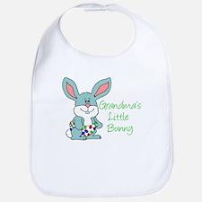 Grandma's Little Bunny Bib