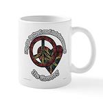 Be Groovy Tie Dye Art Coffee Mug