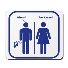 Room of Rest Humor Mousepad