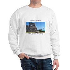 Riviera Maya, Tulum, QR, MX R Sweatshirt