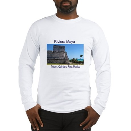 Riviera Maya, Tulum, QR, MX R Long Sleeve T-Shirt