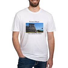 Riviera Maya, Tulum, QR, MX R Shirt