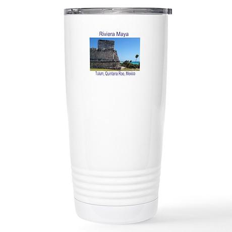 Riviera Maya, Tulum, QR, MX R Stainless Steel Trav
