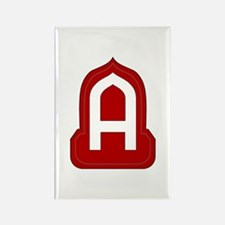 14th Army Rectangle Magnet