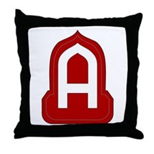 14th Army Throw Pillow