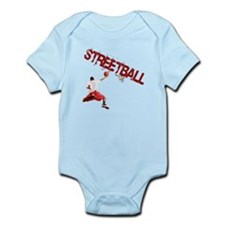 Streetball Dunk Infant Bodysuit
