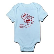 Playa del Carmen, Caliente! R Infant Bodysuit