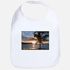 Akumal Sunrise - Palm Tree, Y Bib
