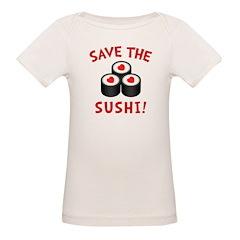 Save The Sushi Tee